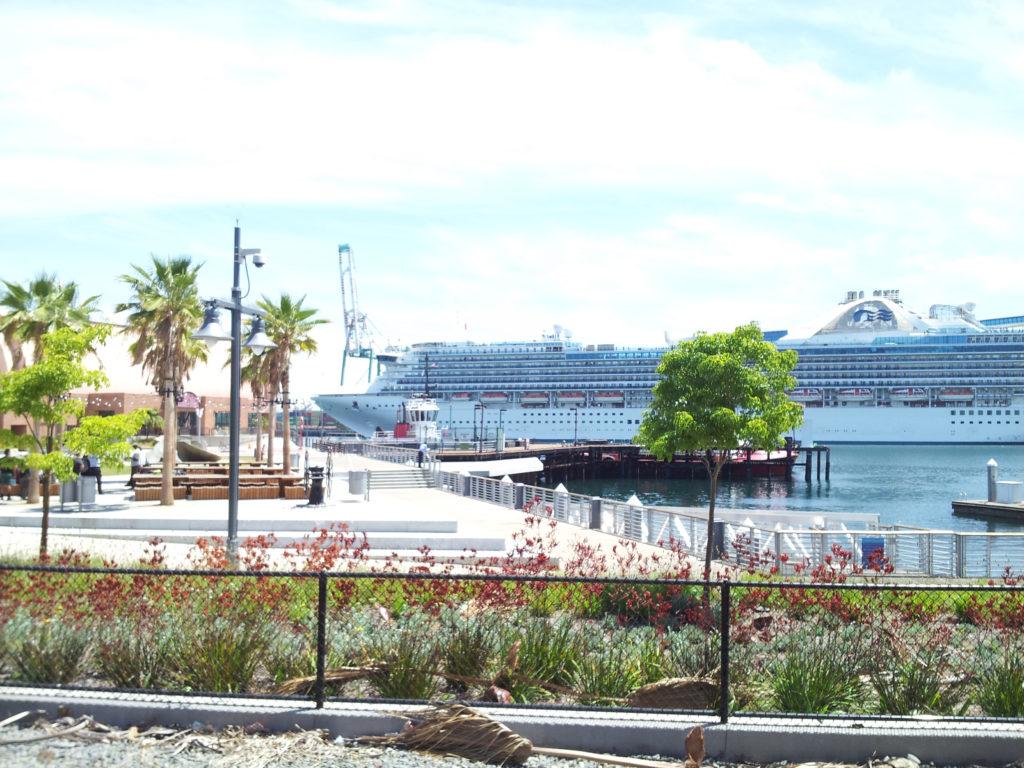 Europa Port Of Los Angeles  San Pedro Calendar
