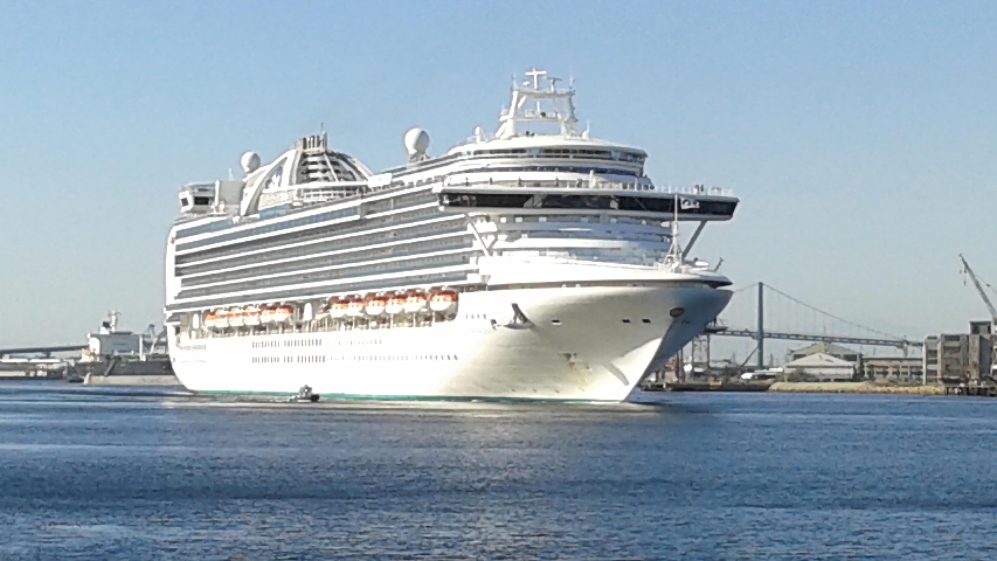 Ruby Princess Port Of Los Angeles San Pedro Calendar - Cruise ships los angeles