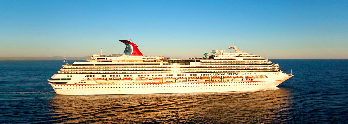Carnival Splendor Port Of Long Beach