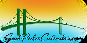 San Pedro Calendar