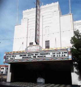 Warner Grand Theatre