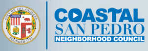 Coastal San Pedro Neighborhood Council logo
