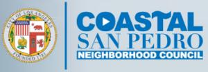 Coastal San Pedro Neighborhood Council logo