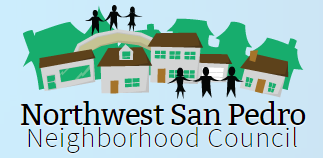 Northwest San Pedro Neighborhood Council Logo