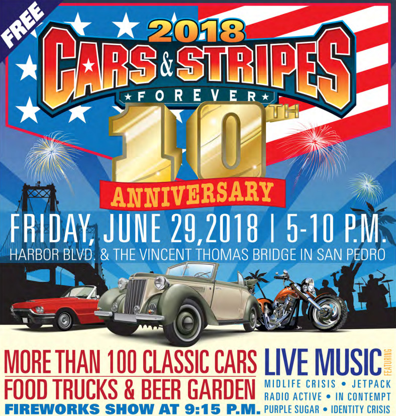 Cars Stripes 2018