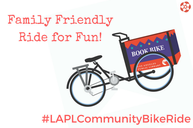 LAPL Bike Ride