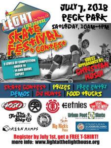 Skate Festival 7-7-18
