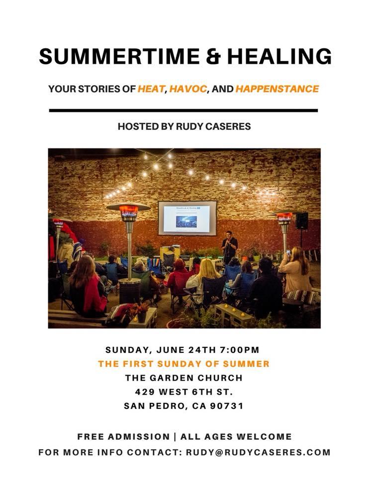 Summertime & Healing