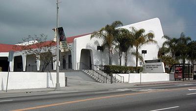 San Pedro Library