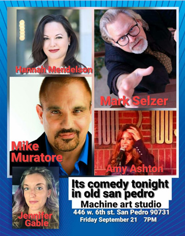 Comedy Night 08-16-18