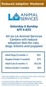 LA Animal Services 8-11-18