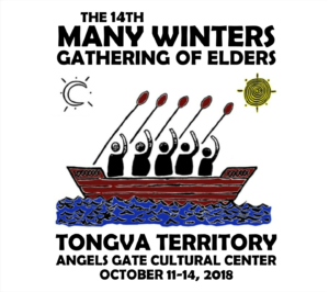 14th Annual Many Winters Gathering of Elders 2018