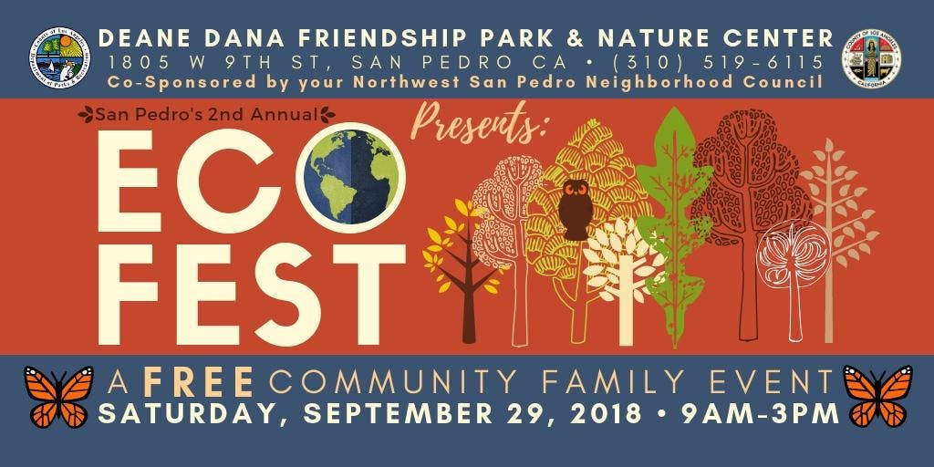 2nd Annual EcoFest 09-29-18