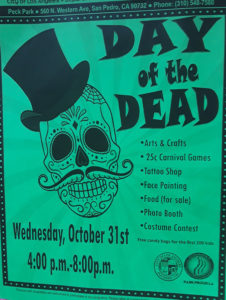 Peck Park Day of Dead 2018
