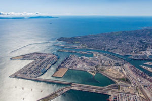 San Pedro Bay Ports Clean Air Action Plan