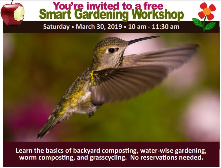 Smart Garden Workship-3-30-19