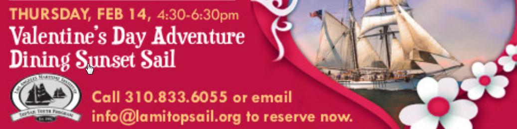 Valentine Day Sail