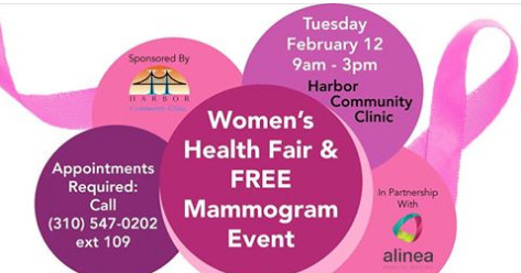 Womens Health Fair-02-12-19