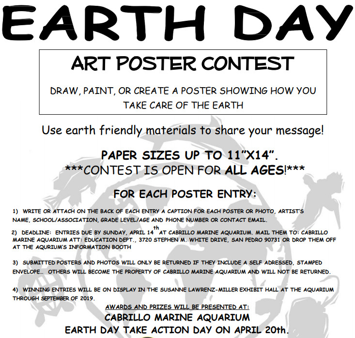 Earth Day Art Poster Contest