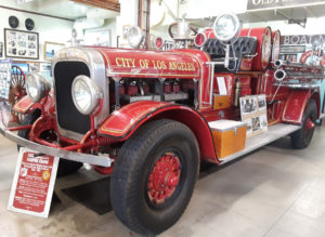 1923 Pumping Fire Engine