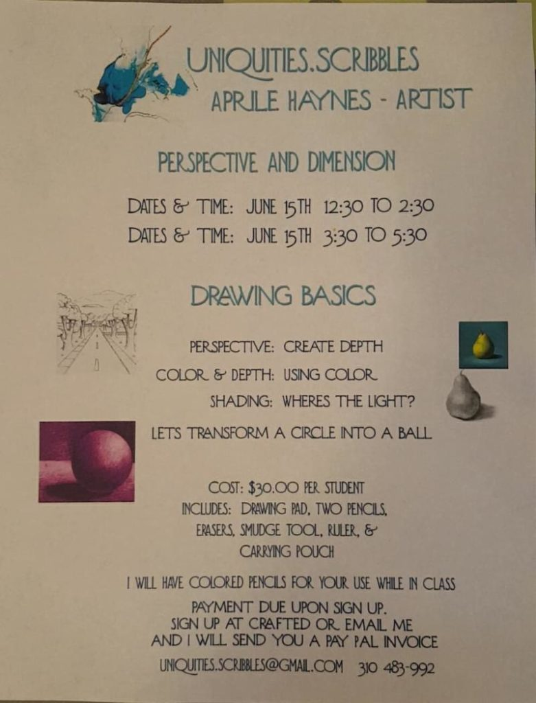 Drawing-Class-Flyer