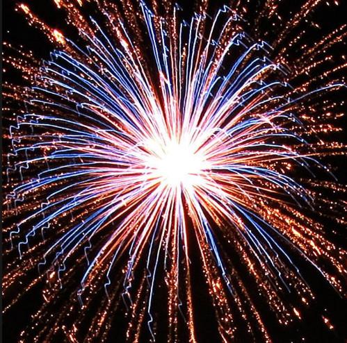 Cabrillo Beach Fireworks San Pedro