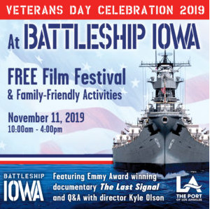 Iowa Veterans Day 11-11-19 Flyer