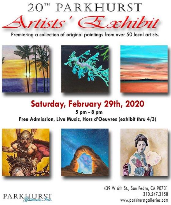 Parkhurst Gallery Opening