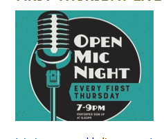 Grand Annex Open Mic Icon