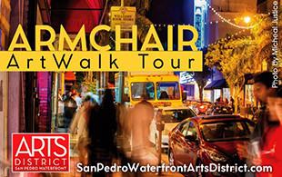 Armchair Art Walk