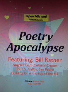 Poetry Apocalypse