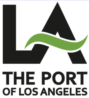 Logo for the Port of Los Angeles