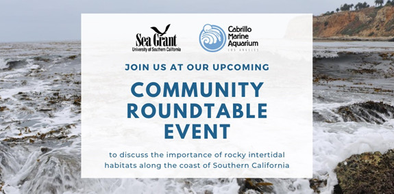 Cabrillo Marine Aquarium Roundtable