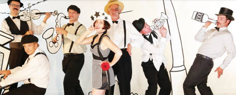 Janet Klein & Her Parlor Boys