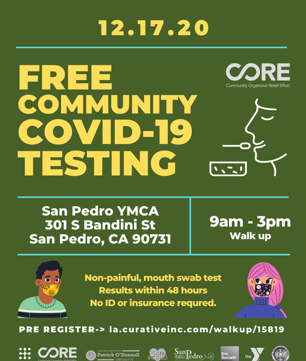 Covid Test-12-17-20