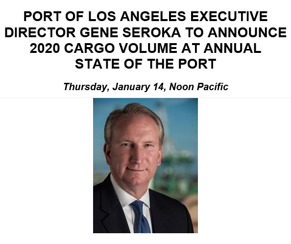 2021 Annual Stare of the Port