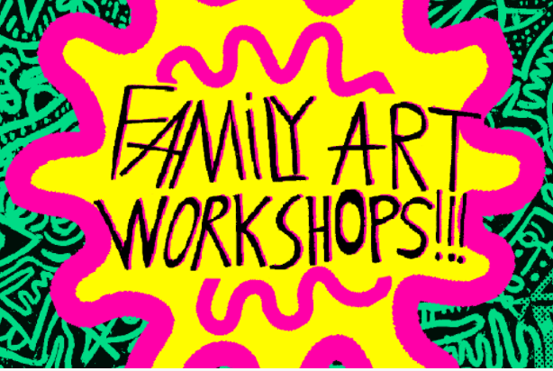 Family Art Workshop Hosted by jAngels Gate Cultural Center