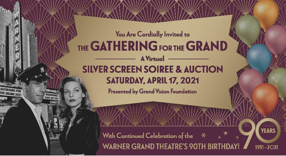 Gathering for the Grand 4-17-21