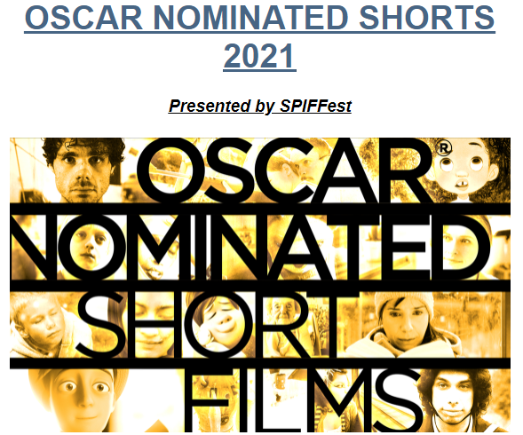Oscar Nominated Shorts 2021