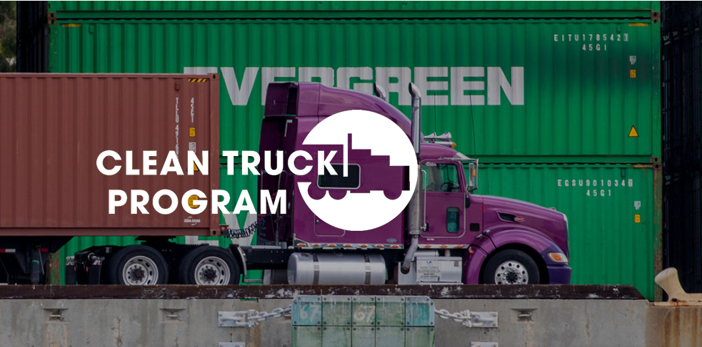 Port of Los Angeles to Host Virtual Clean Truck Program Update