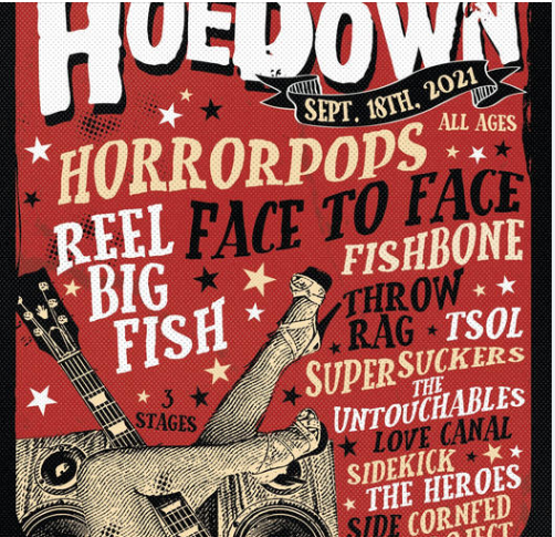 9-18 SoCal HoeDown at the Port of Los Angeles