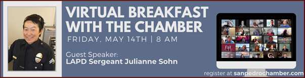 Breakfast with Chamber 5-14-21