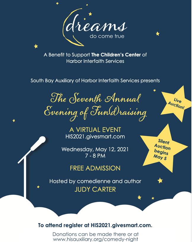 Harbor Interfaith Fundraiser 5-12-21
