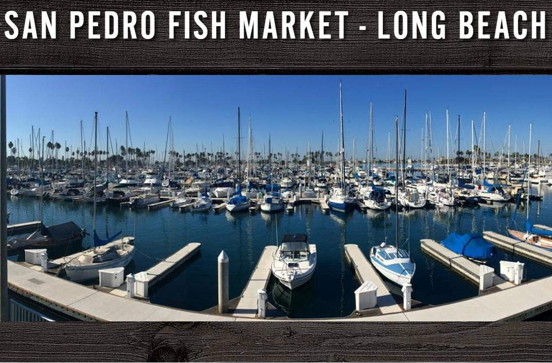 San Pedro Fish Market in Long Beach