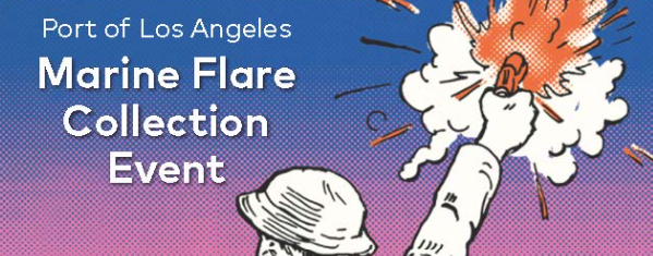 Port of Los Angeles Marine Flare Collection