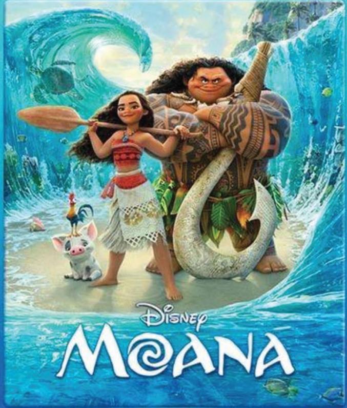 Free Moana Movie at Rena Park