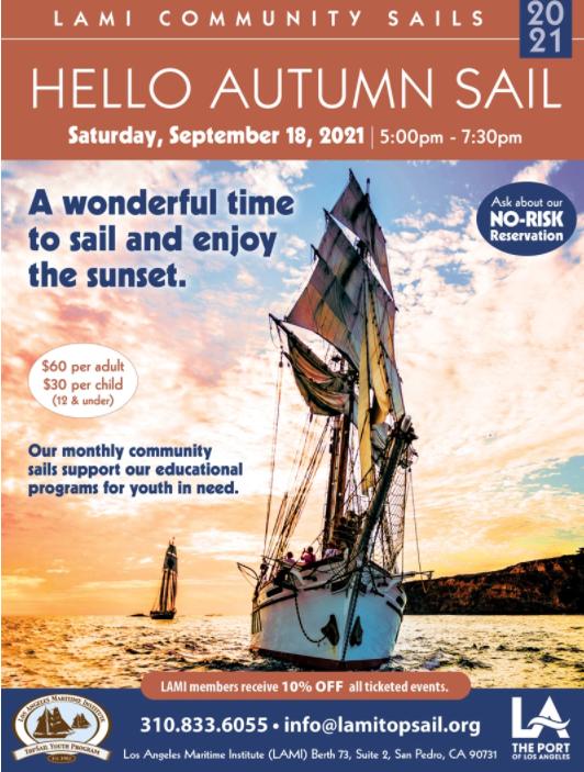 Autumn Sail 091821