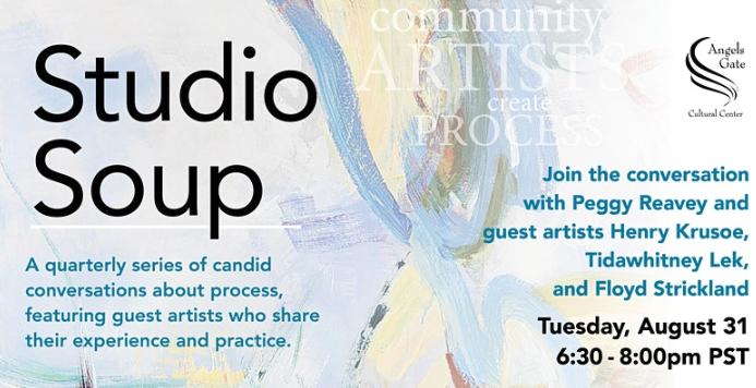 Studio Soup Art Discussion