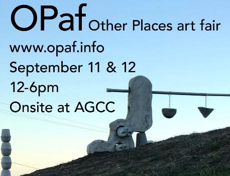 Art Exhibit at Angel's Gate Cultural Center
